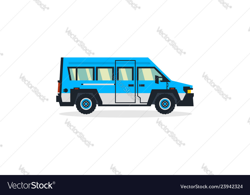 Bus transport for transportation of people