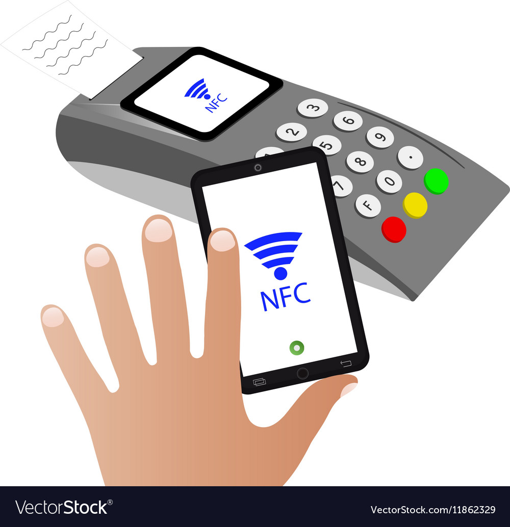 The NFC technologyThe concept of mobile payments