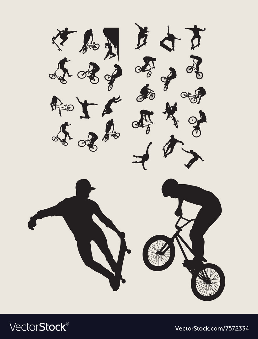 Bike and Extreme Sport