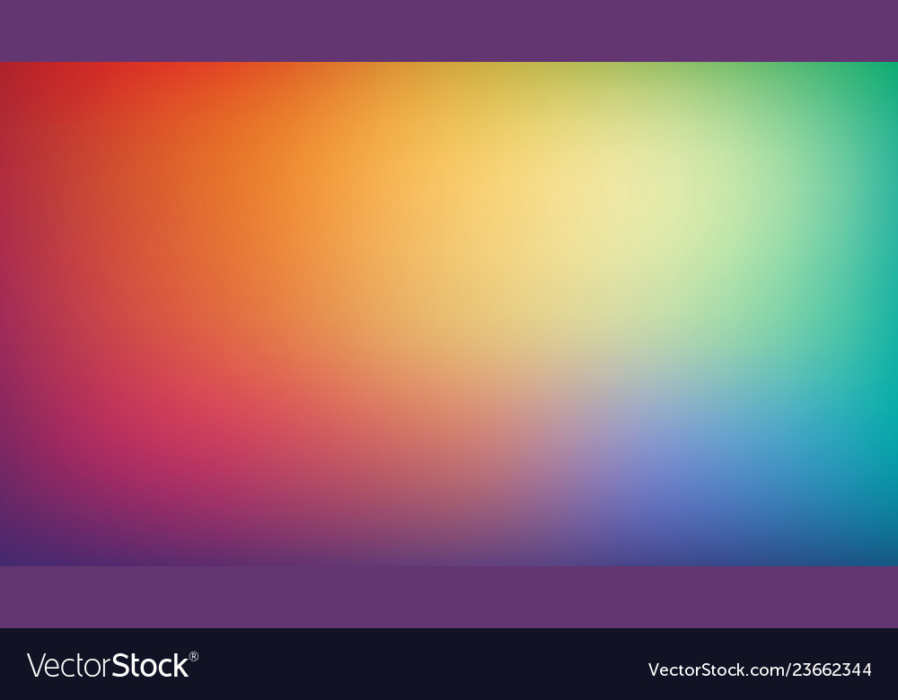 Abstract blurred gradient mesh background trendy