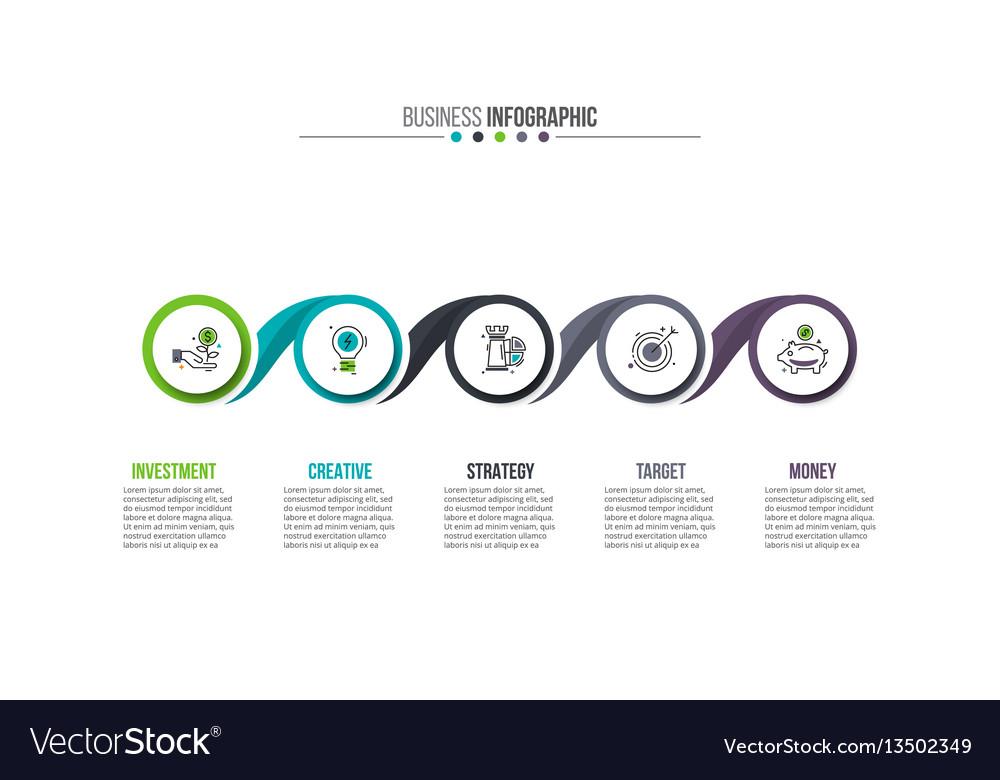 Business data visualization