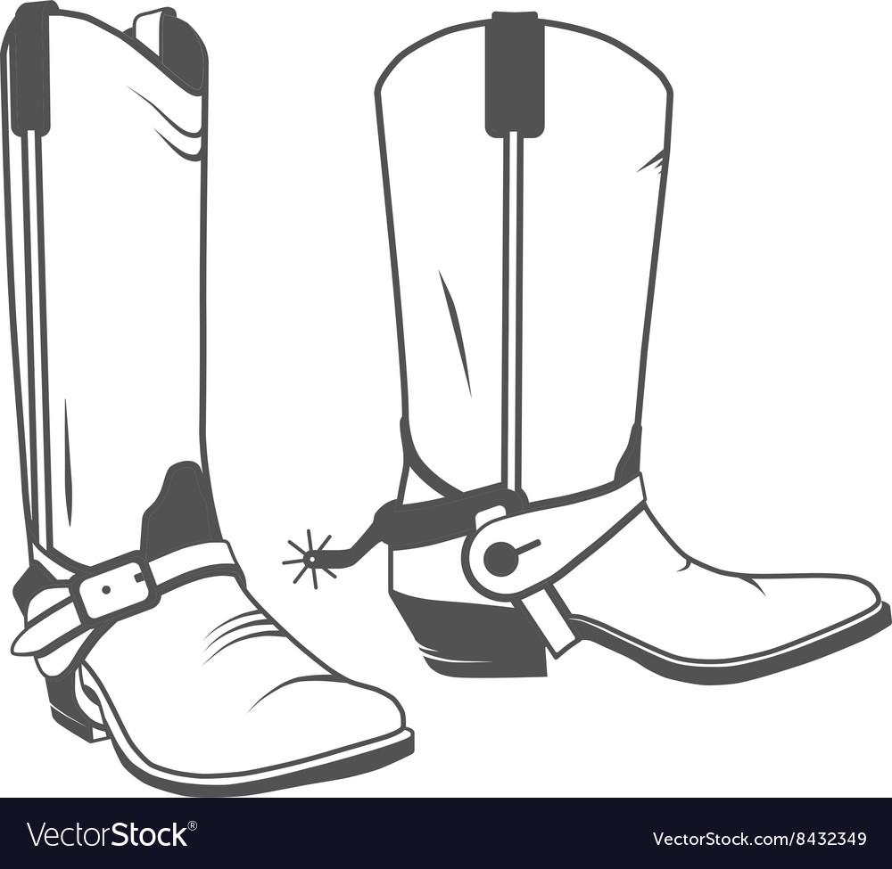 Cowboy Boot Western