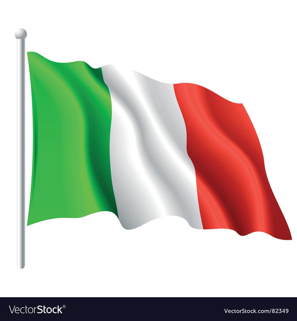 Flag of iIaly