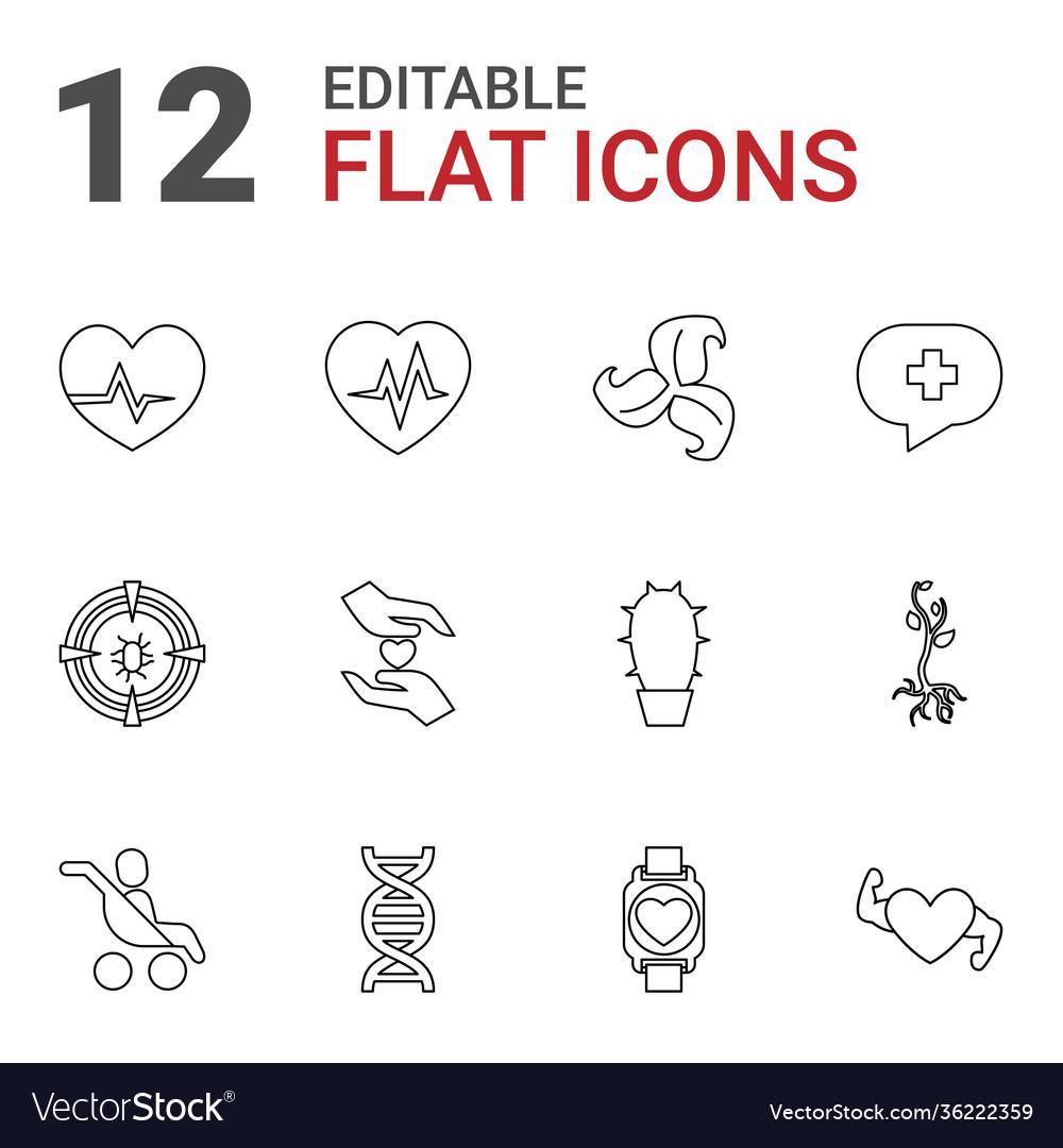 12 life icons