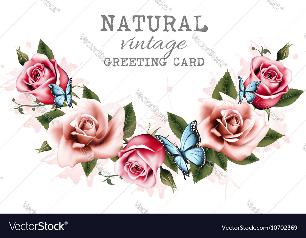 Holiday background with beauty flowers and