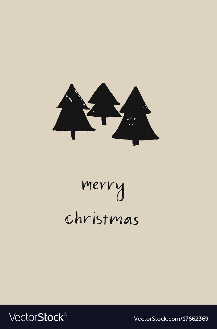 Merry christmas and happy new year holiday