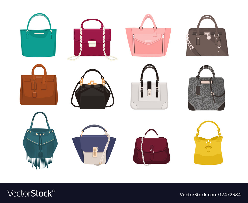 Stylish Women S Handbags Tote Per