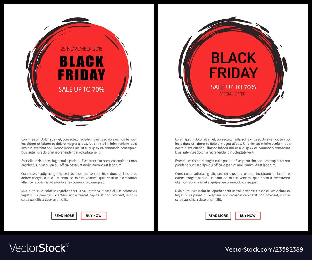 Black friday price tag templates big november sale