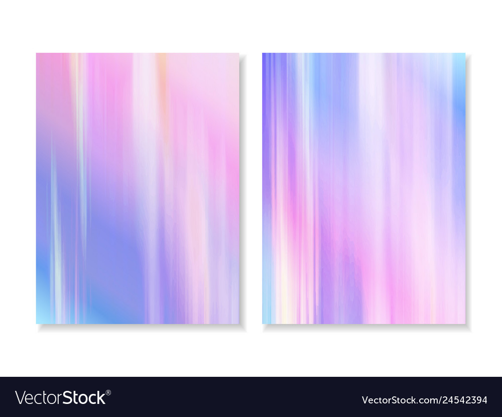 Abstract holographic background 80s - 90s