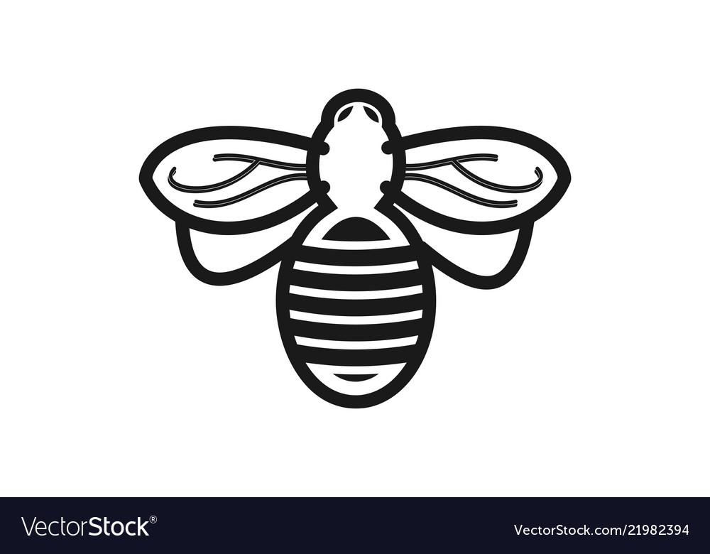 Bee logo design inspiration