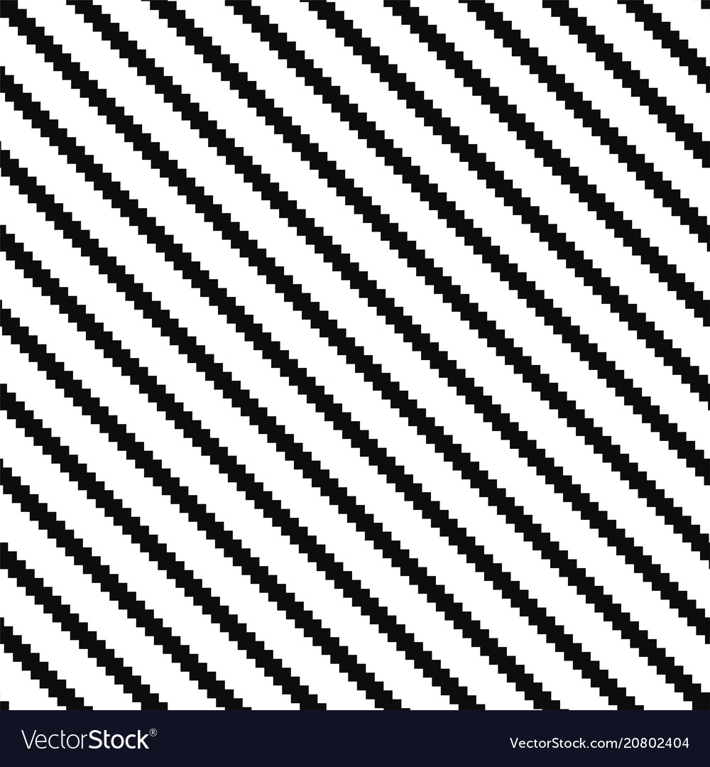 Diagonal striped background - black and