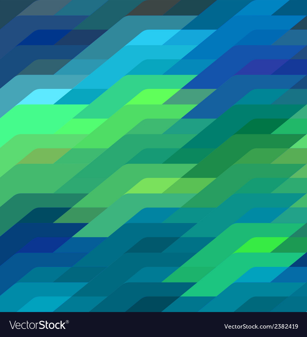 Geometric colored shapes background
