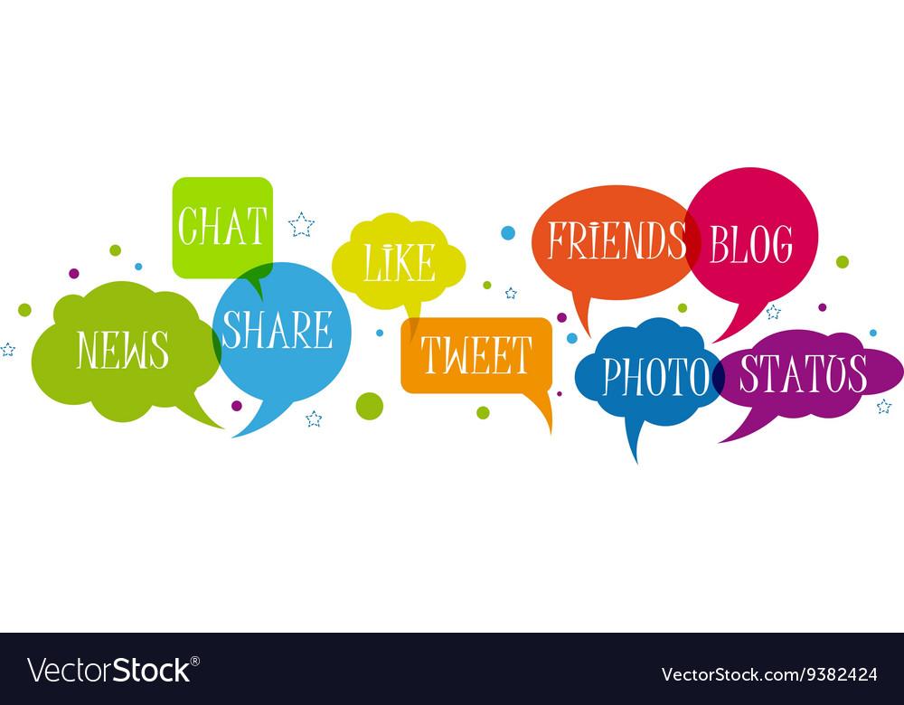 Set of social media network