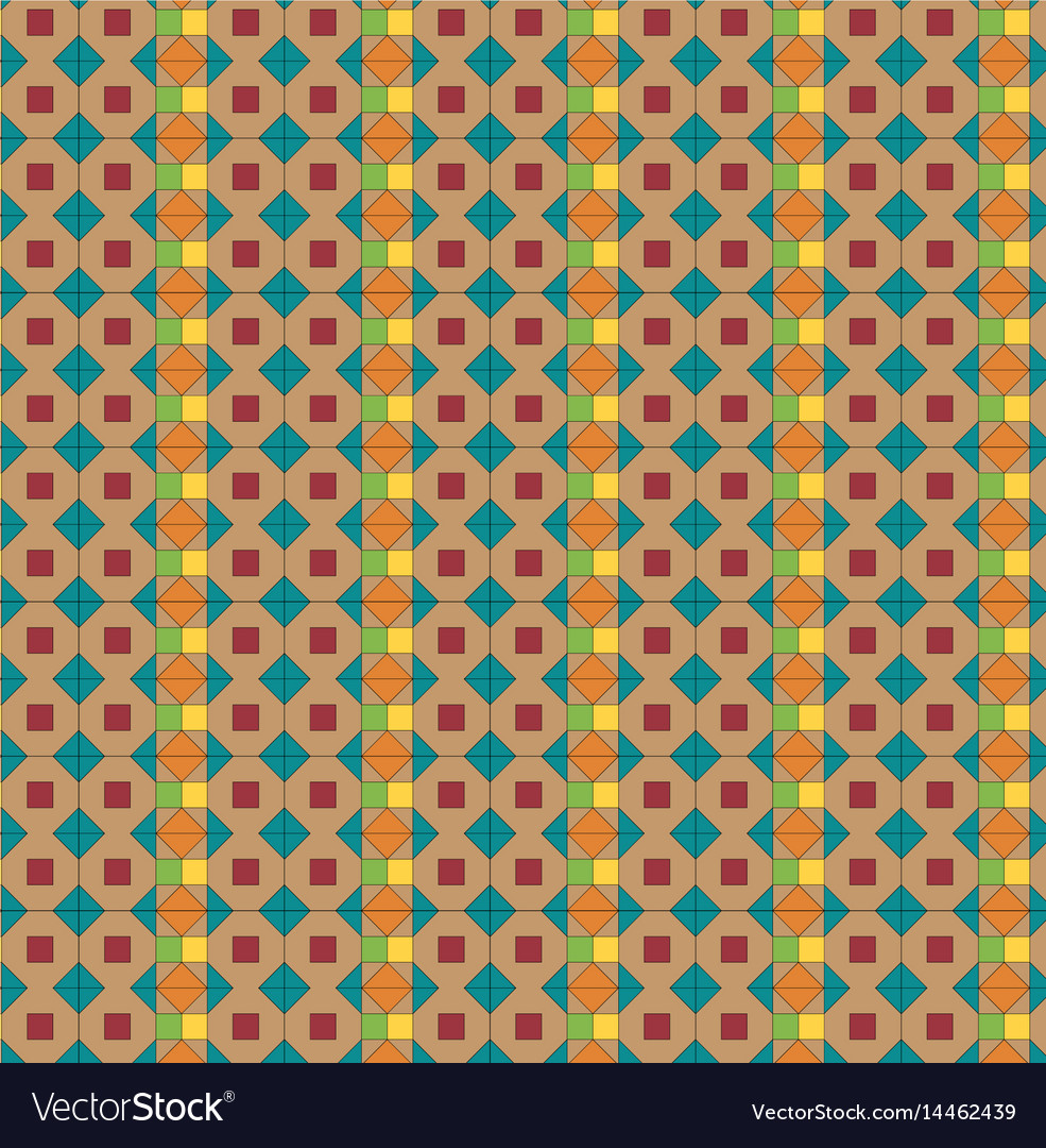 Geometric pattern-1