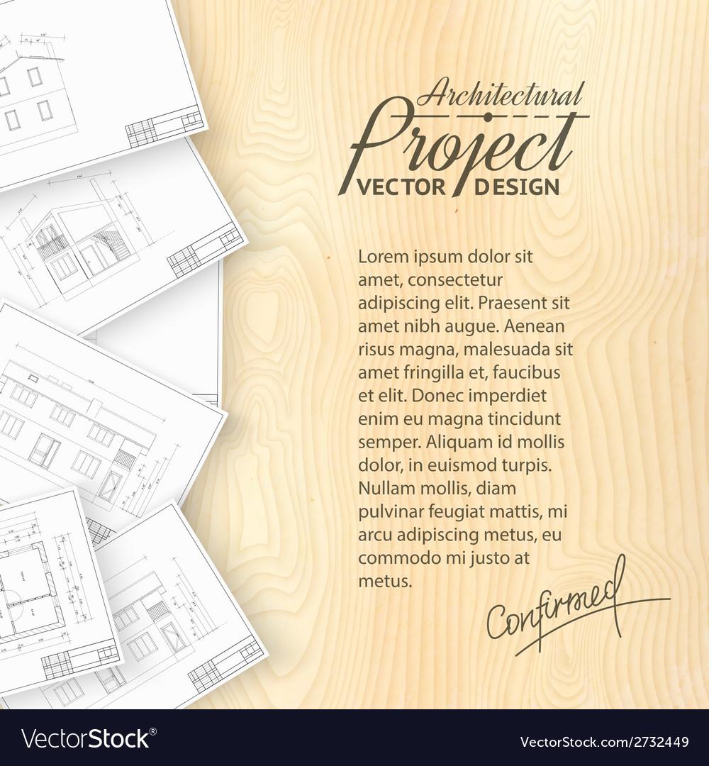 Architecture bluerints