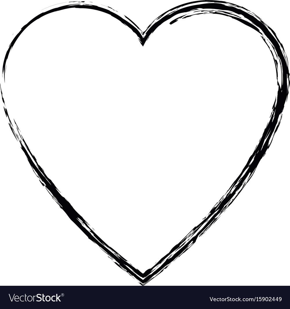 Heart love romance passion adorable symbol