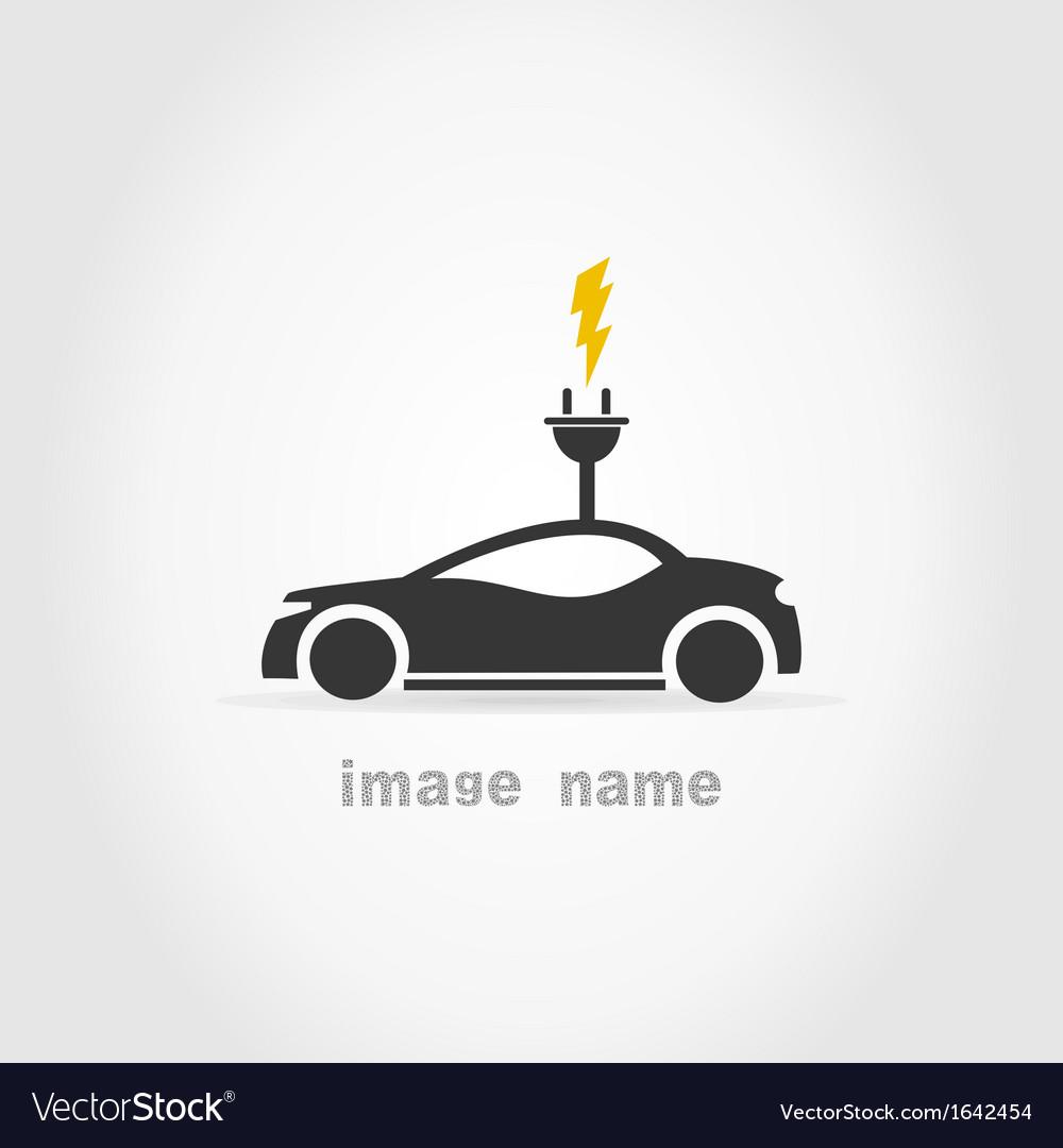 Car5 vector image
