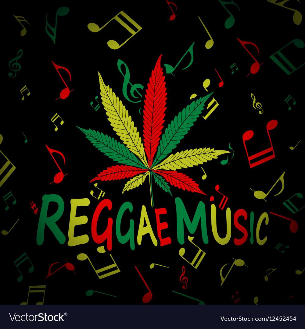 Reggae Music Cannabis