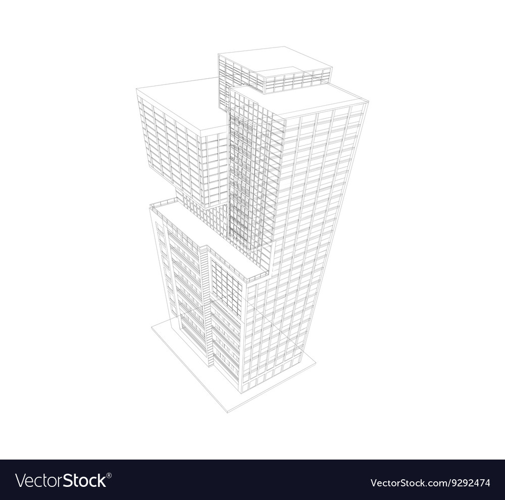 Building modern wireframe