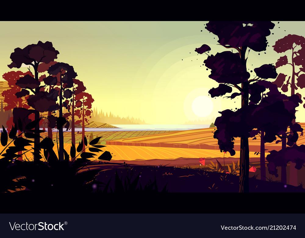Natural landscape for your