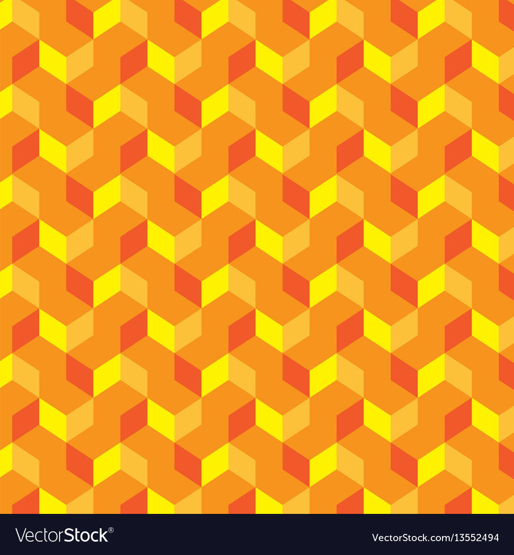 Orange abstract background icon