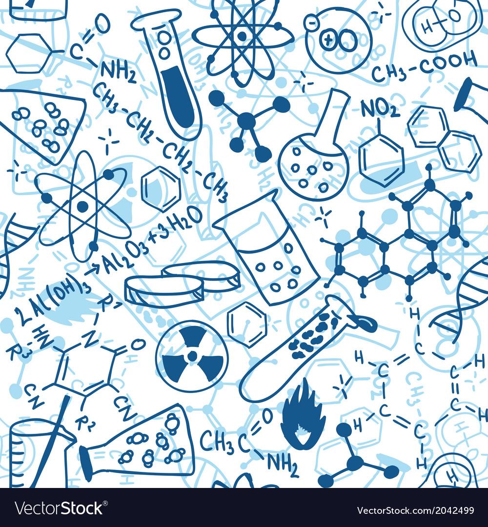 science drawings vector vectorstock royalty vectors pattern