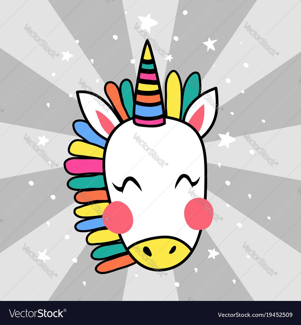 Japanese unicorn