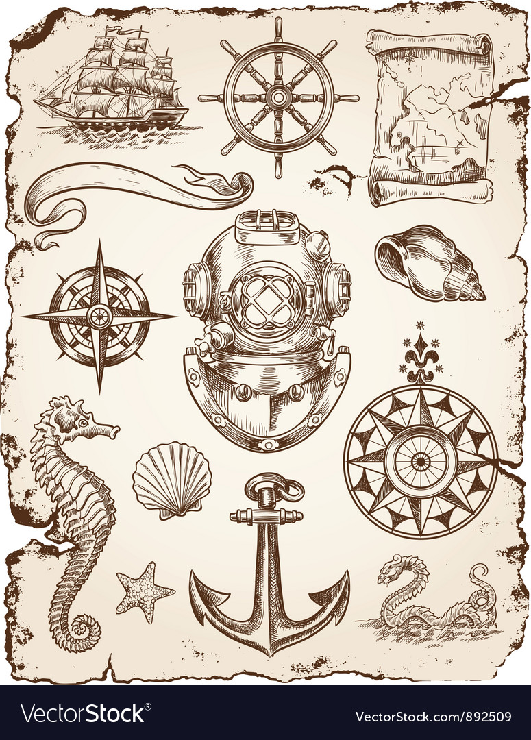 Nautical Set
