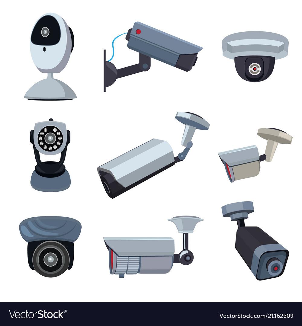 Security cameras cctv systems