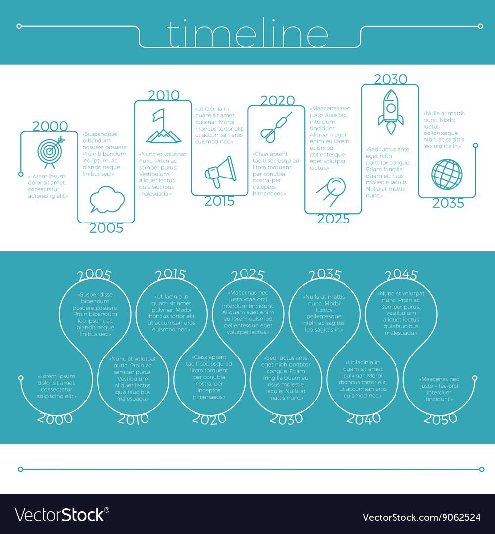 Timeline busines edition