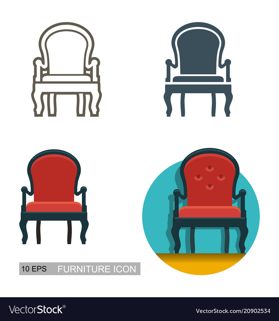 Icons of the armchair