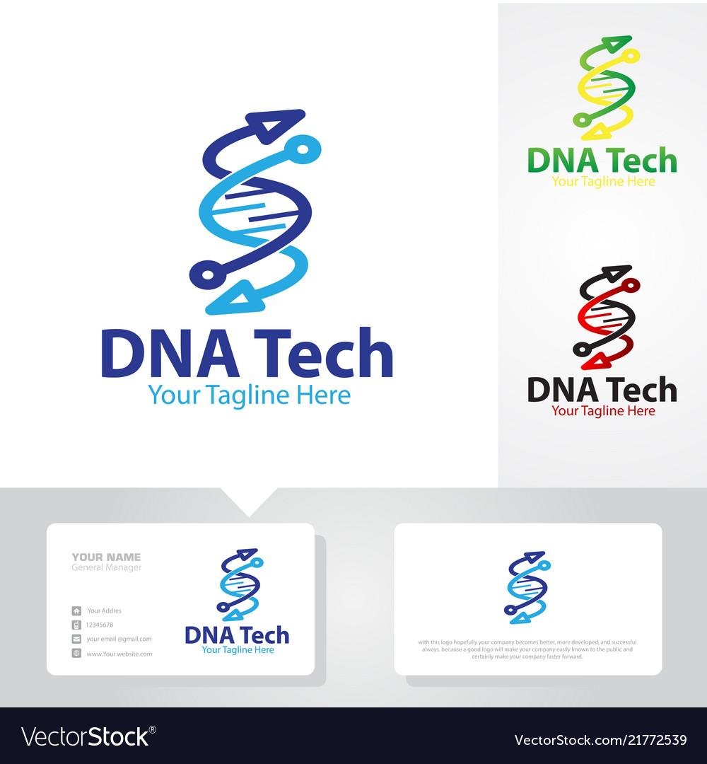 Gene tech logo designs