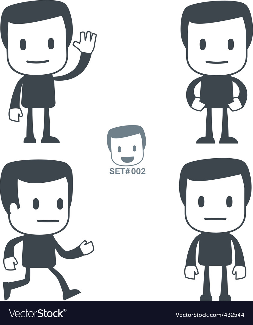 Greeting icon man royalty free vector image vectorstock greeting icon man vector image m4hsunfo