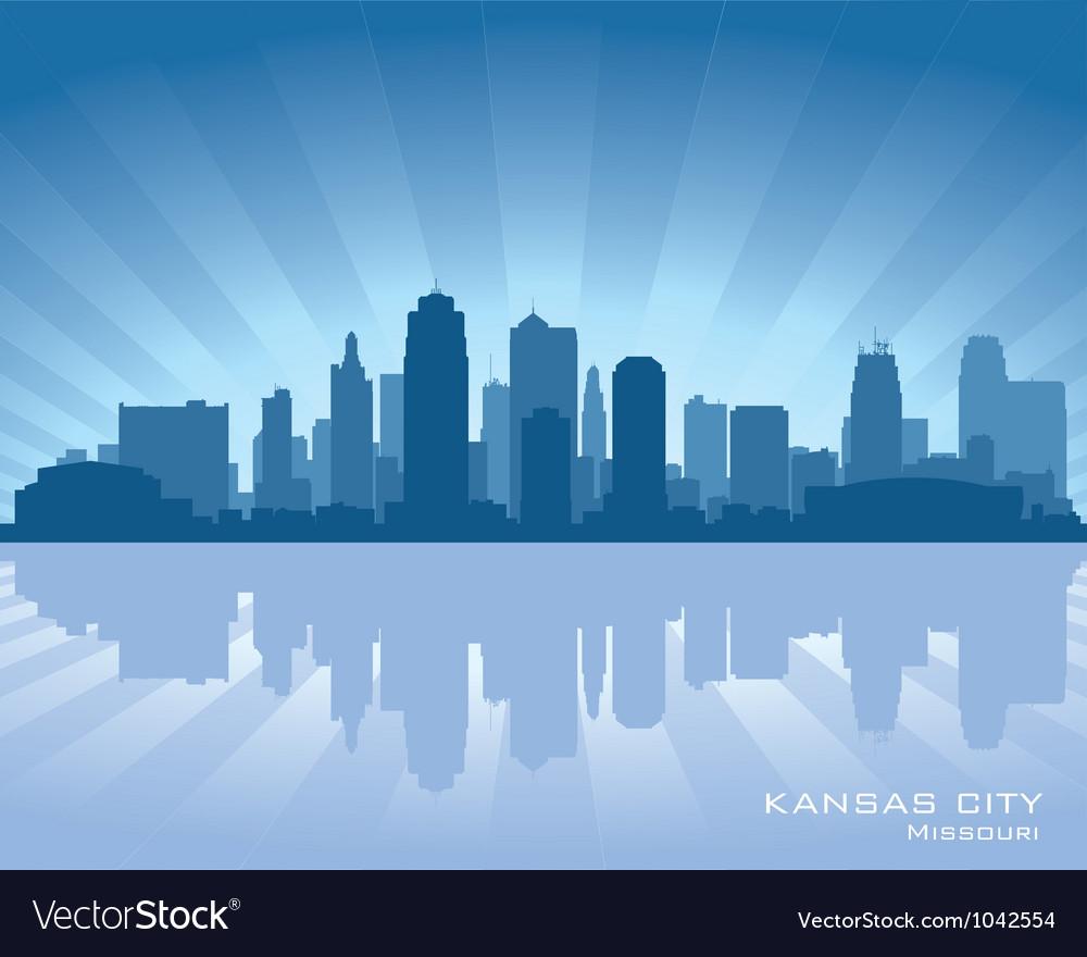 Kansas City Missouri skyline