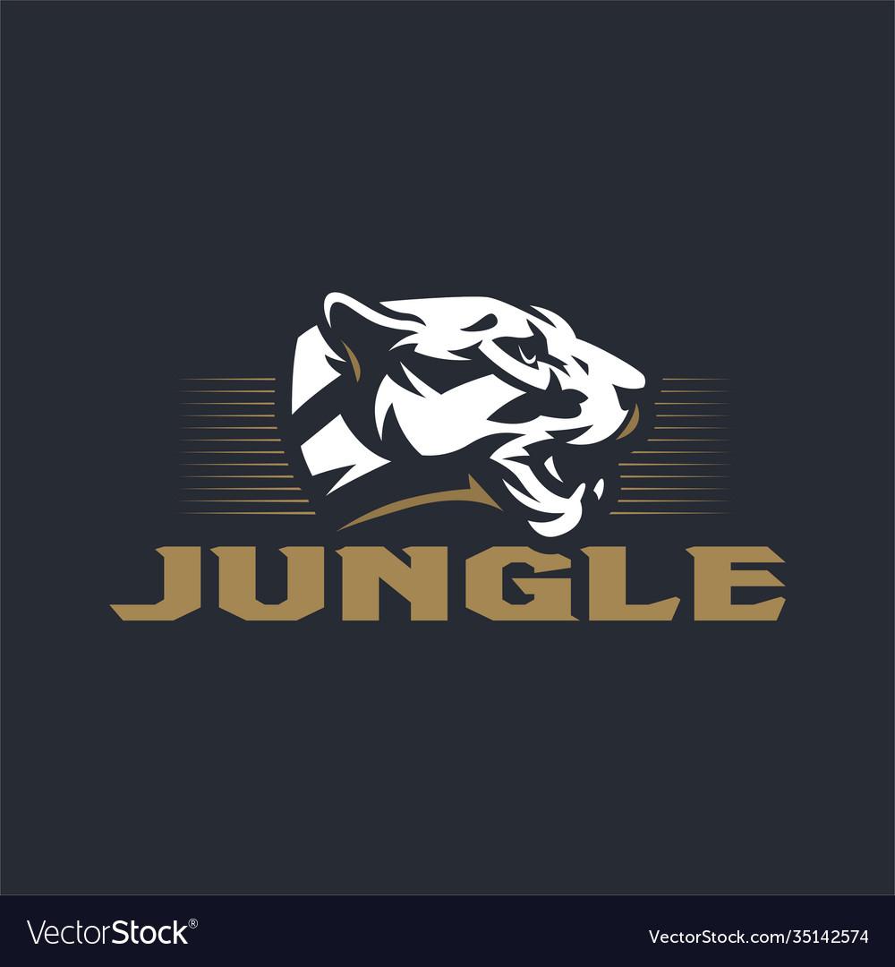 Panther growls
