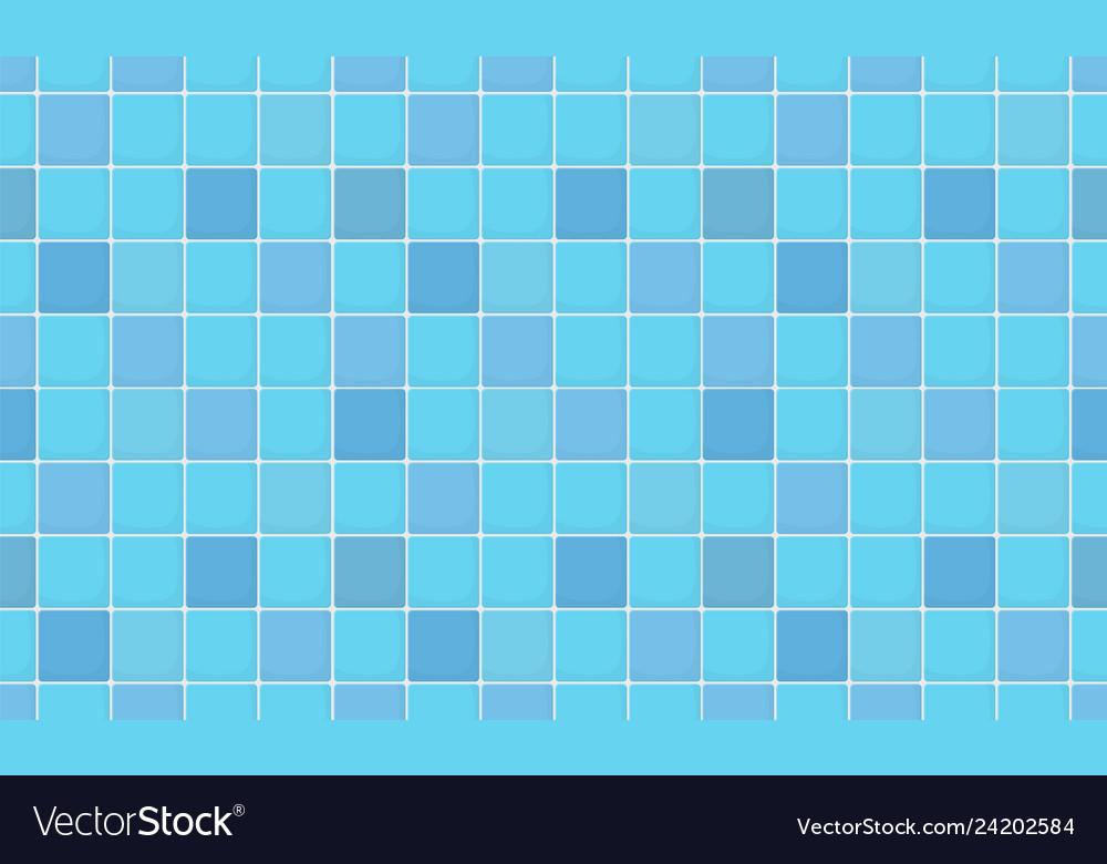 Ceramic Tile Wall Royalty Free Vector Image
