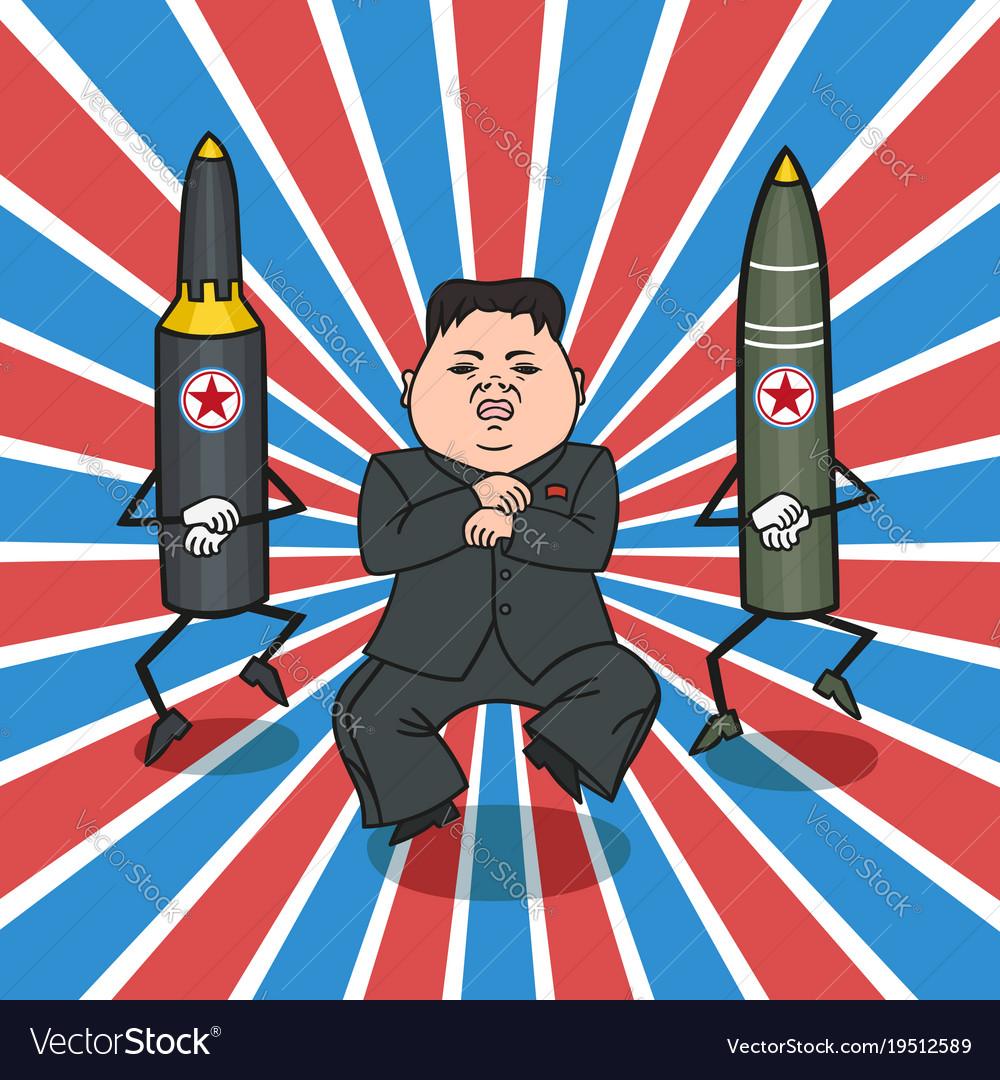 North korean style