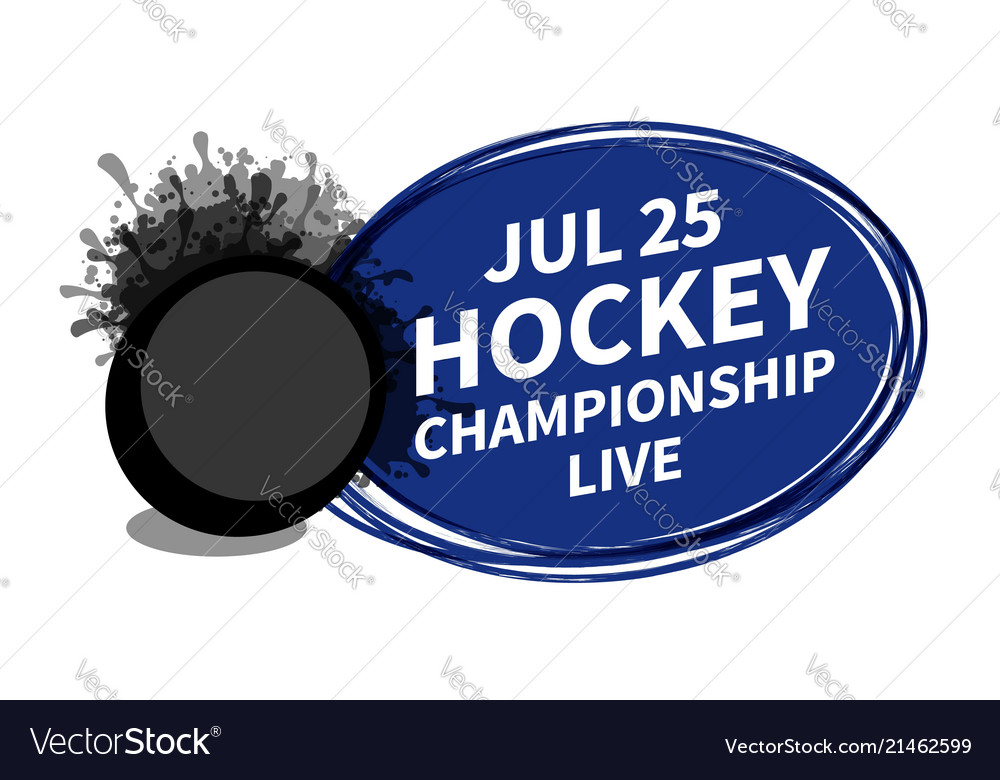 Ice hockey sport scoreboard spotlight background