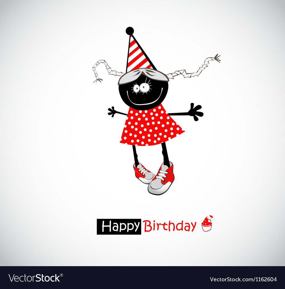 Happy Birthday girl funny