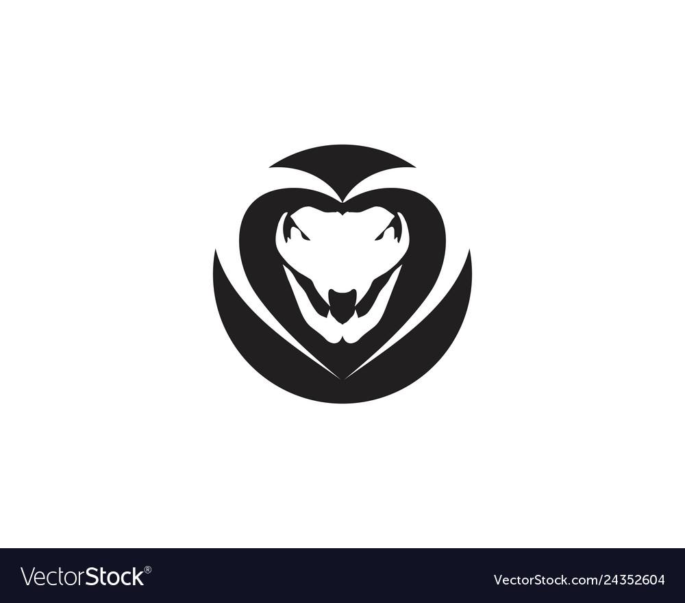 Snake icon design