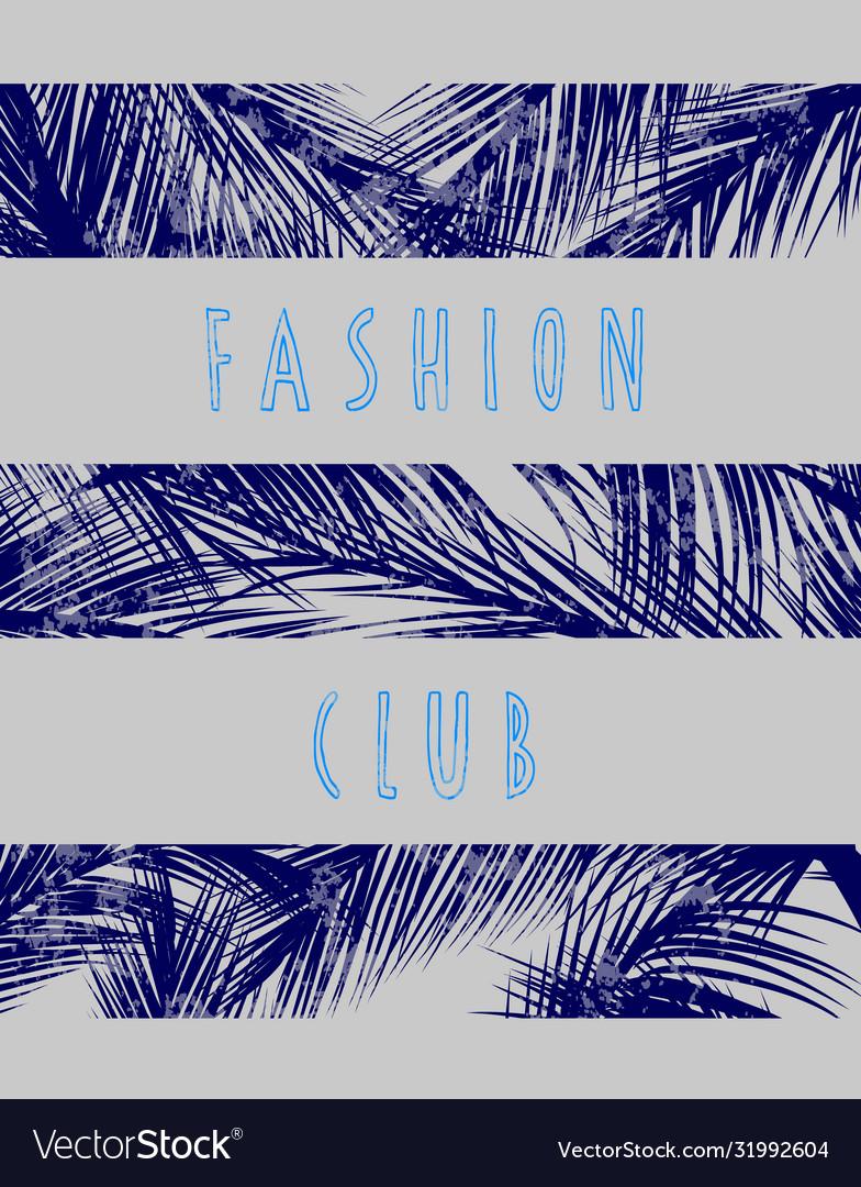 Summer typography tee graphic