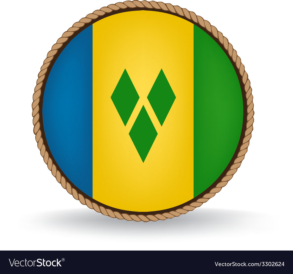 Saint Vincent And The Grenadines Seal