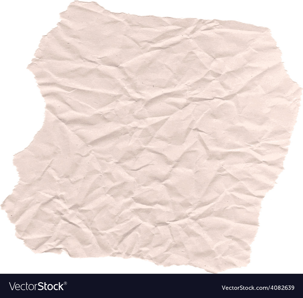Folds the paper Kraft paper