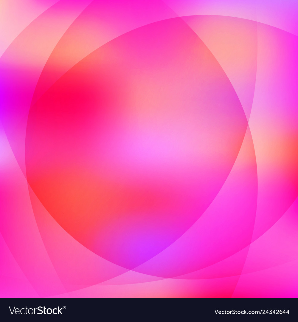 Pink Abstract Background Trendy Color Royalty Free Vector