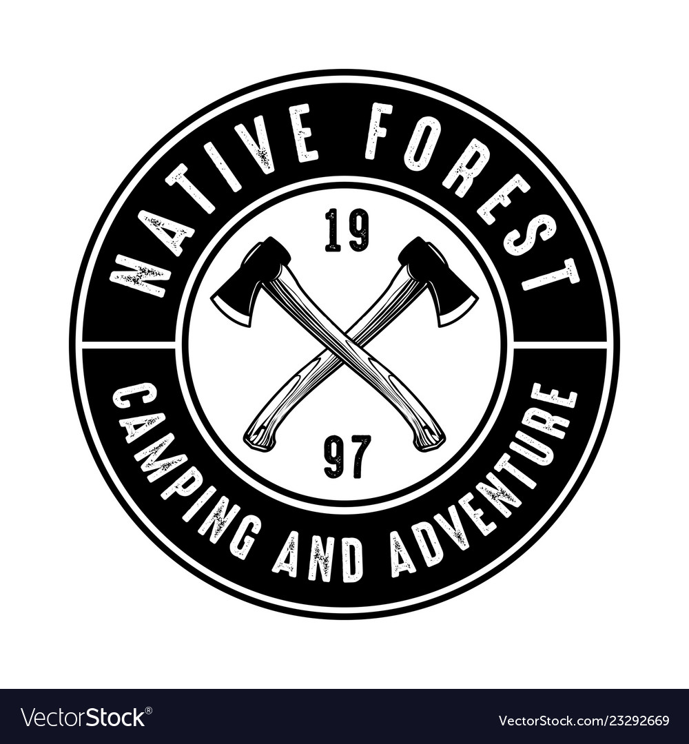 Adventure logo and badge good for print