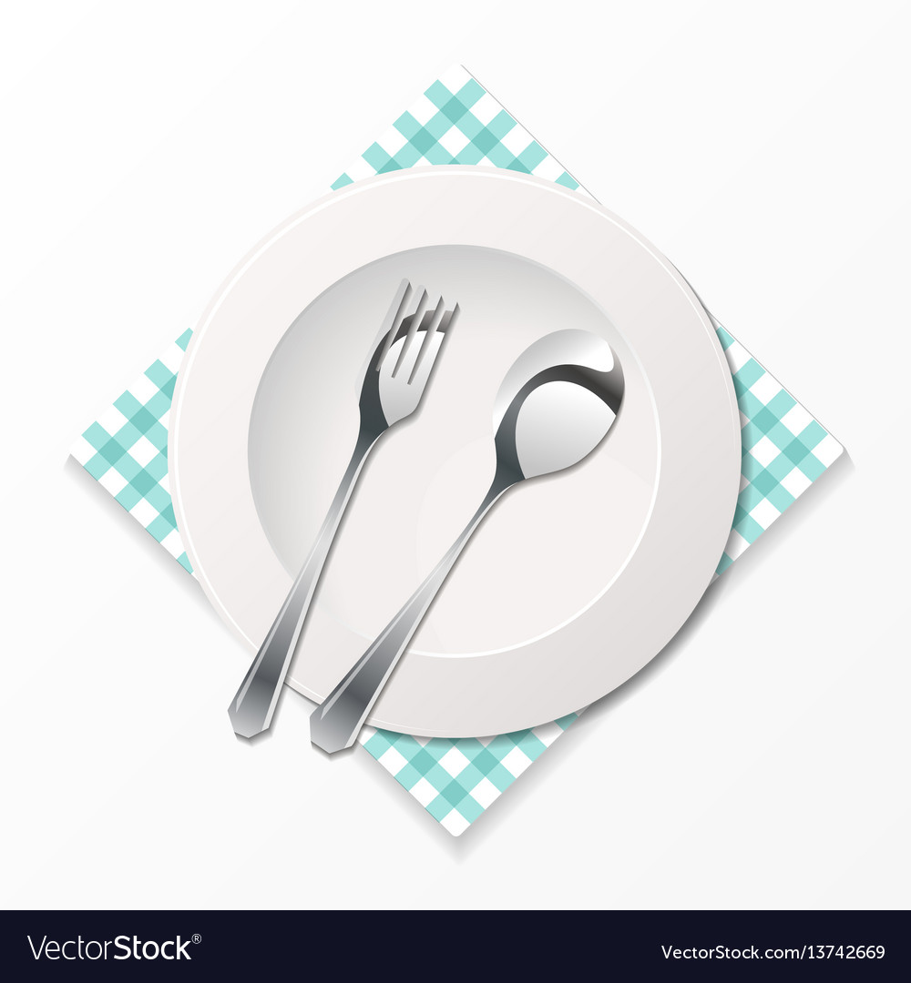 Cutlery with tissue