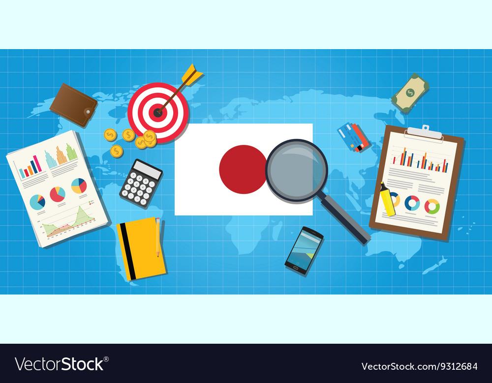 Japan economy economic condition country with