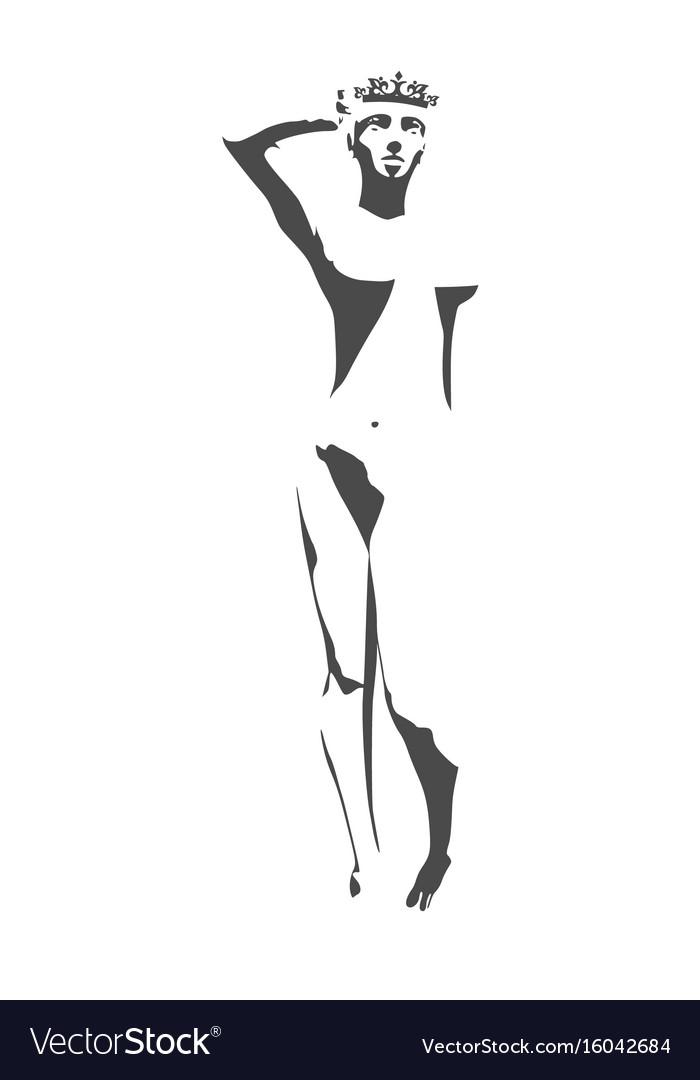 Sexy women silhouette