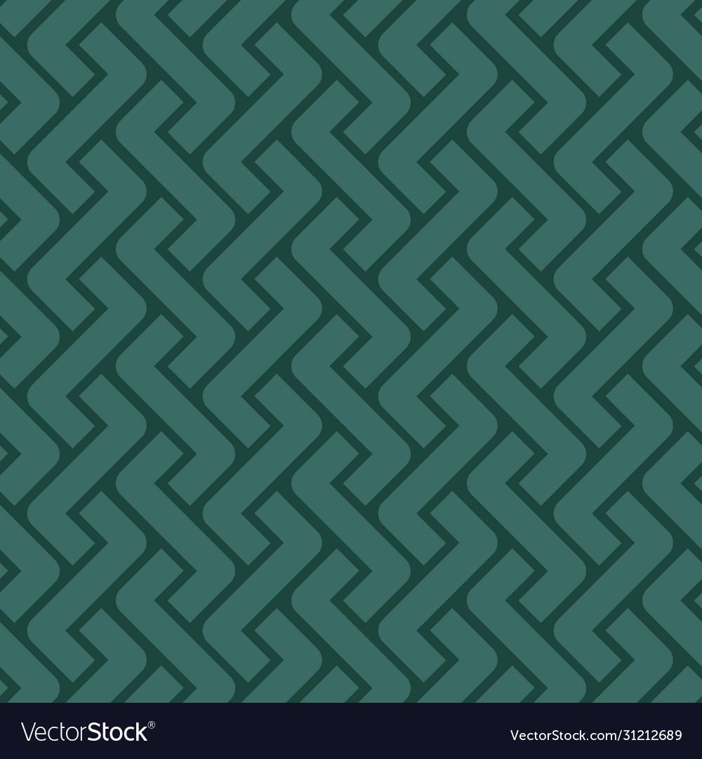 Decorative seamless pattern in scandi style