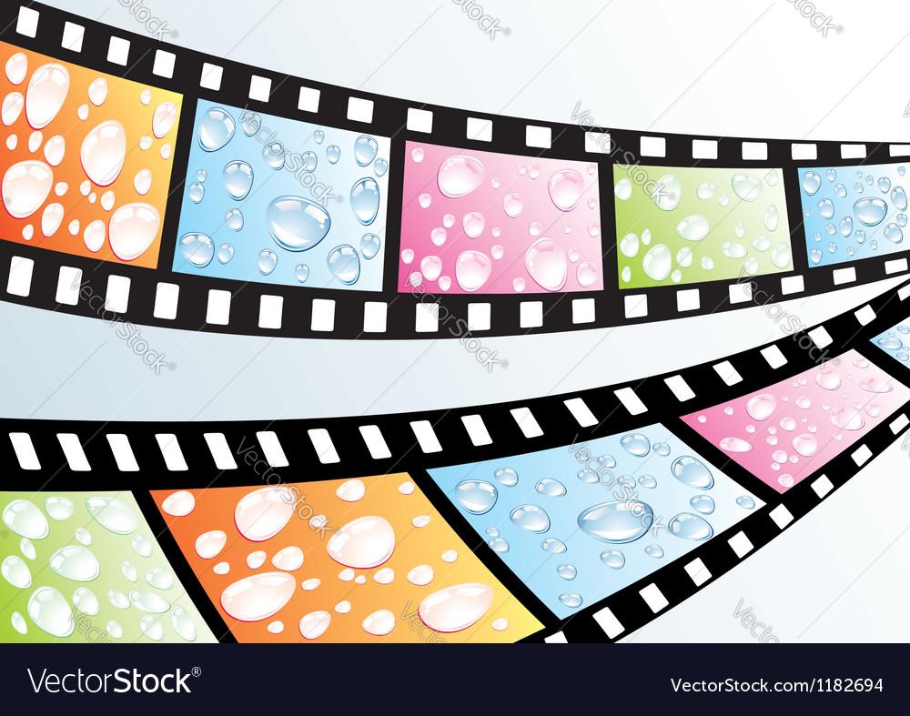 A film strip